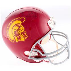 Matt Leinart Signed USC Trojans Full-Size Helmet (JSA COA)