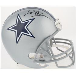 Deion Sanders Signed Cowboys Throwback Full-Size Helmet (Radtke COA)