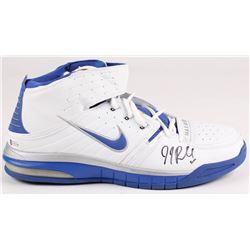 J.J. Redick Signed Nike Basketball Shoe (Beckett Hologram)