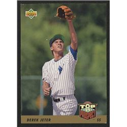 1993 Upper Deck #449 Derek Jeter RC