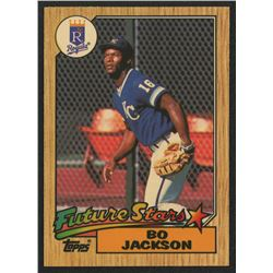 1987 Topps #170 Bo Jackson RC