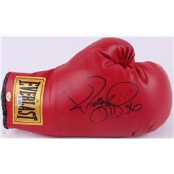 Jerome Bettis Signed Everlast Boxing Glove (Beckett COA  Bettis Hologram)