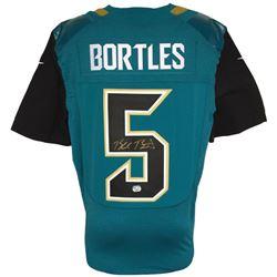 Blake Bortles Signed Jaguars Nike Elite Jersey (Fanatics Holgoram)