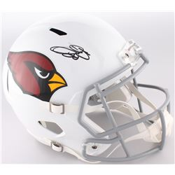 Emmitt Smith Signed Cardinals Full-Size Speed Helmet (Prova COA)