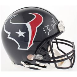 Deshaun Watson Signed Texans Full-Size Authentic On-Field Helmet (Watson Hologram  Beckett COA)