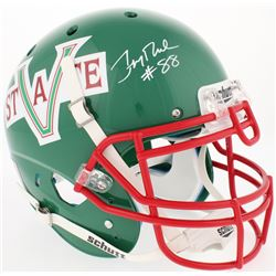 Jerry Rice Signed Mississippi Valley State Delta Devils Full-Size Authentic On-Field Helmet (Beckett