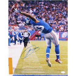 "Odell Beckham Jr. Signed ""The Catch"" 16x20 Photo (JSA COA)"