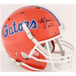 "Steve Spurrier Signed Florida Gators Full-Size Helmet Inscribed ""66 Heisman""  (Radtke COA)"