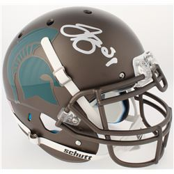 Le'Veon Bell Signed Michigan State Spartans Full-Size Authentic On-Field Helmet (JSA COA)