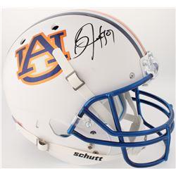 Bo Jackson Signed Auburn Tigers Full-Size Helmet (Radtke COA  Jackson Hologram)
