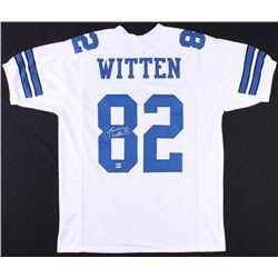 Jason Witten Signed Cowboys Jersey (Witten Hologram)
