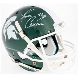 Kirk Cousins Signed Michigan State Spartans Full-Size Helmet (Beckett COA)