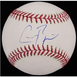 Greg Bird Signed OML Baseball (JSA Hologram)