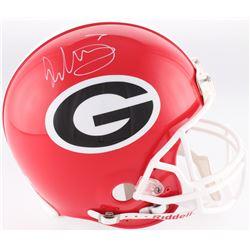 Todd Gurley Signed Georgia Bulldogs Full-Size Authentic On-Field Helmet (Radtke COA)