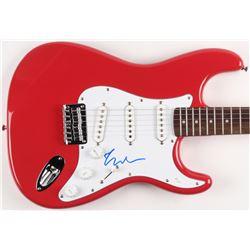 Lindsey Buckingham Signed Full-Size Fender Electric Guitar (JSA Hologram)