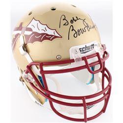Bobby Bowden Signed Florida State Seminoles Full-Size Authentic On-Field Helmet (Radtke COA)