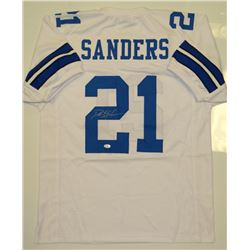 Deion Sanders Signed Cowboys Jersey (JSA COA)