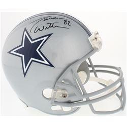 Jason Witten Signed Cowboys Full-Size Helmet (Radtke COA  Witten Hologram)