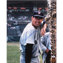 Ted Williams Signed Red Sox 16x20 Photo (PSA LOA  Williams Hologram)