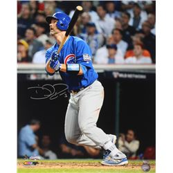 David Ross Signed Cubs 16x20 Photo (Schwartz Sports COA)