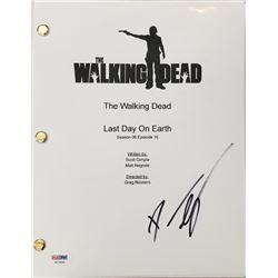 "Danai Gurira Signed ""The Walking Dead"" Episode Full Script (PSA COA)"