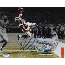 Todd Gurley II Signed Rams 8x10 Photo (PSA COA)