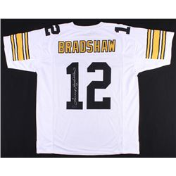 Terry Bradshaw Signed Steelers Jersey (Radtke COA)