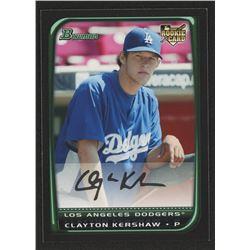 2008 Bowman Draft #BDP26 Clayton Kershaw RC