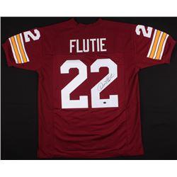 Doug Flutie Signed Boston College Eagles Jersey (JSA COA  Flutie Hologram)
