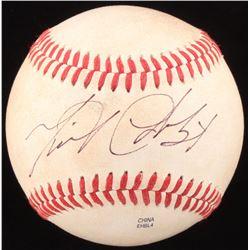 Miguel Cabrera Signed Venezuelan Baseball League Baseball (JSA COA)