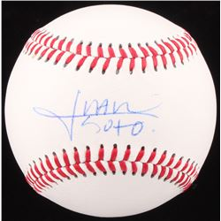Juan Soto Signed OL Baseball (JSA COA)