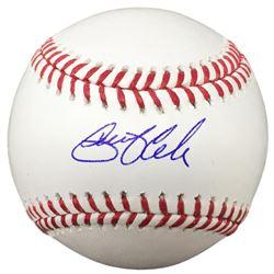 Gerrit Cole Signed OML Baseball (Beckett COA)