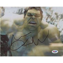"""Mark Ruffalo """"The Hulk"""" Signed 8x10 Photo (PSA COA)"""