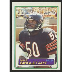1983 Topps #38 Mike Singletary RC