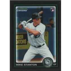 2010 Bowman Draft #BDP30 Mike Stanton RC