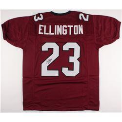 Bruce Ellington Signed South Carolina Gamecocks Jersey (JSA COA)