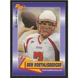 2004 Rookie Review #61 Ben Roethlisberger
