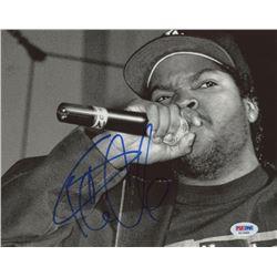 Ice Cube Signed 8x10 Photo (PSA COA)