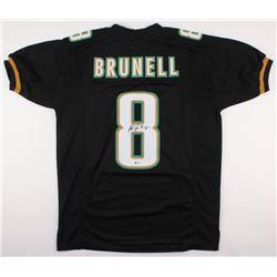 Mark Brunell Signed Jaguars Jersey (Beckett COA)