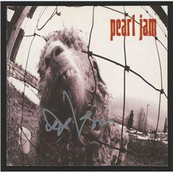 """Eddie Vedder Signed Pearl Jam """"Vs."""" CD Insert (JSA LOA)"""