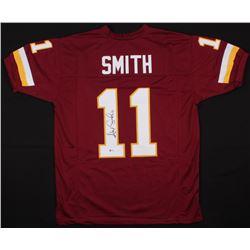 Alex Smith Signed Redskins Jersey (Beckett COA)