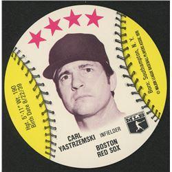 1976 Disc #69 Carl Yastrzemski