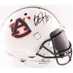 Bo Jackson Signed Auburn Tigers Full-Size Helmet With Visor (JSA COA)