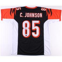 Chad Johnson Signed Bengals Jersey (Radke COA)