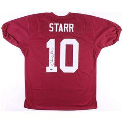 Bart Starr Signed Alabama Crimson Tide Jersey (TriStar)