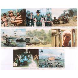 "Lot of (8) Vintage 1979 ""Apocalypse Now"" 8x10 Lobby Cards"