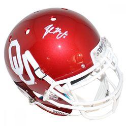 Baker Mayfield Signed Oklahoma Sooners Full-Size Authentic On-Field Helmet (Steiner COA)