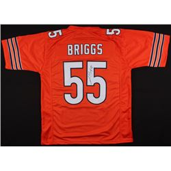 Lance Briggs Signed Bears Jersey (JSA COA)