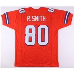 Rod Smith Signed Broncos Jersey (SGC COA)
