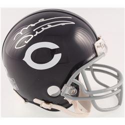 Mike Ditka Signed Bears Throwback Mini Helmet (Beckett COA)